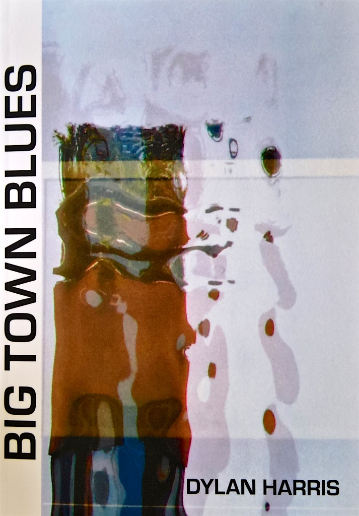 cover of big town blues