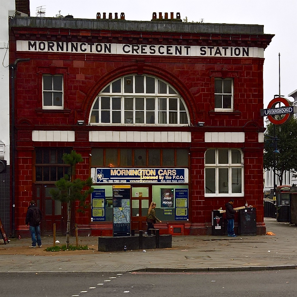 image: mornington crescent station