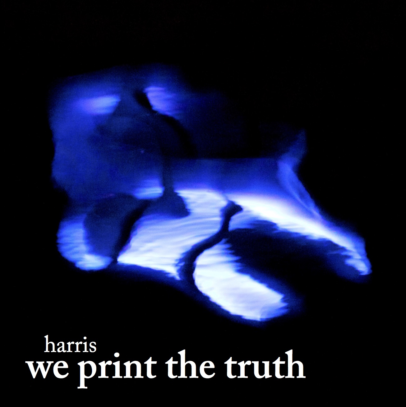 we print the truth cover
